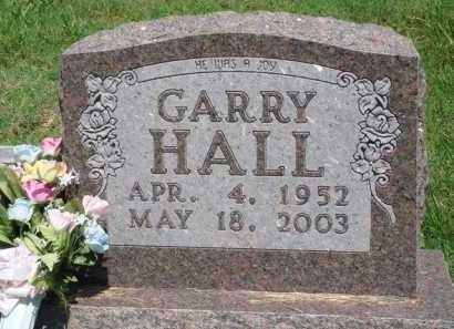 HALL, GARRY - Baxter County, Arkansas | GARRY HALL - Arkansas Gravestone Photos