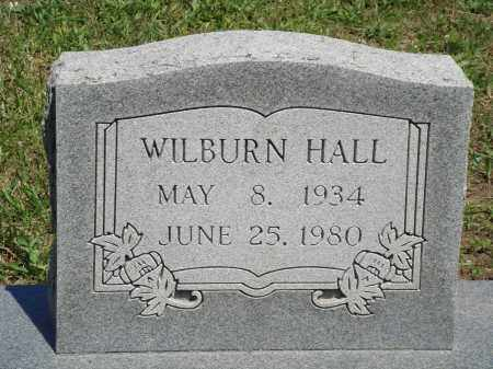 HALL, WILBURN - Baxter County, Arkansas | WILBURN HALL - Arkansas Gravestone Photos