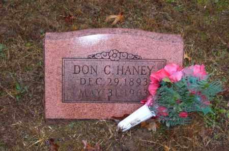 HANEY, DON CASEY - Baxter County, Arkansas | DON CASEY HANEY - Arkansas Gravestone Photos