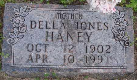 HANEY, DELLA - Baxter County, Arkansas   DELLA HANEY - Arkansas Gravestone Photos