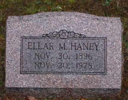 HANEY, ELLAR MATILDA - Baxter County, Arkansas | ELLAR MATILDA HANEY - Arkansas Gravestone Photos