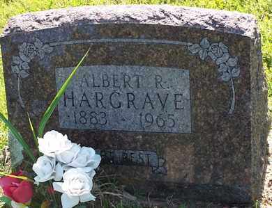 HARGRAVE, ALBERT ROSS - Baxter County, Arkansas | ALBERT ROSS HARGRAVE - Arkansas Gravestone Photos