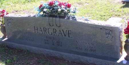 HARGRAVE, ROBERT J - Baxter County, Arkansas | ROBERT J HARGRAVE - Arkansas Gravestone Photos
