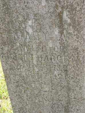 HARGRAVE, MARY A. - Baxter County, Arkansas | MARY A. HARGRAVE - Arkansas Gravestone Photos