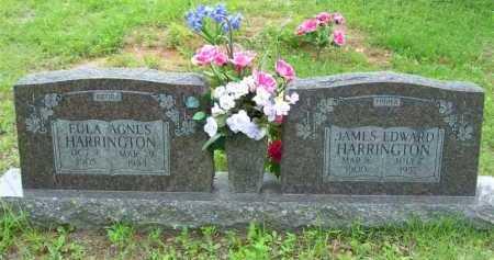 BIGGERS HARRINGTON, EULA AGNES - Baxter County, Arkansas | EULA AGNES BIGGERS HARRINGTON - Arkansas Gravestone Photos