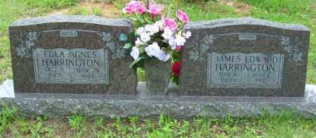 "HARRINGTON, JAMES EDWARD ""ED"" - Baxter County, Arkansas   JAMES EDWARD ""ED"" HARRINGTON - Arkansas Gravestone Photos"