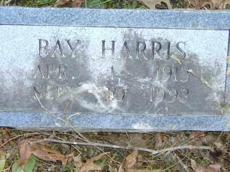 HARRIS, BAY - Baxter County, Arkansas   BAY HARRIS - Arkansas Gravestone Photos