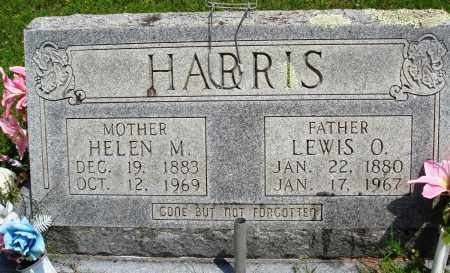 HARRIS, HELEN M - Baxter County, Arkansas | HELEN M HARRIS - Arkansas Gravestone Photos