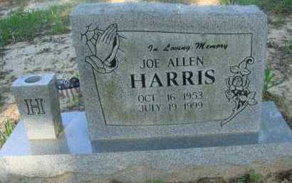 HARRIS, JOE ALLEN - Baxter County, Arkansas   JOE ALLEN HARRIS - Arkansas Gravestone Photos