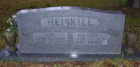 SIMPSON HEISKILL, MILDRED L. - Baxter County, Arkansas | MILDRED L. SIMPSON HEISKILL - Arkansas Gravestone Photos