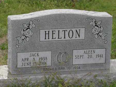 HELTON, JACK - Baxter County, Arkansas | JACK HELTON - Arkansas Gravestone Photos
