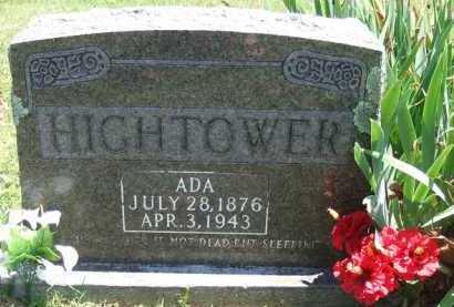 HIGHTOWER ANGLIN, ADA - Baxter County, Arkansas | ADA HIGHTOWER ANGLIN - Arkansas Gravestone Photos