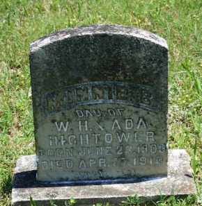 HIGHTOWER, MINNIE B. - Baxter County, Arkansas | MINNIE B. HIGHTOWER - Arkansas Gravestone Photos