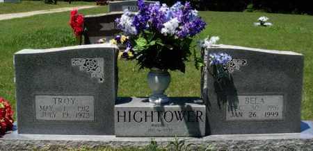 HIGHTOWER, TROY - Baxter County, Arkansas | TROY HIGHTOWER - Arkansas Gravestone Photos