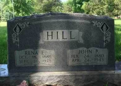 HILL, JOHN P. - Baxter County, Arkansas | JOHN P. HILL - Arkansas Gravestone Photos
