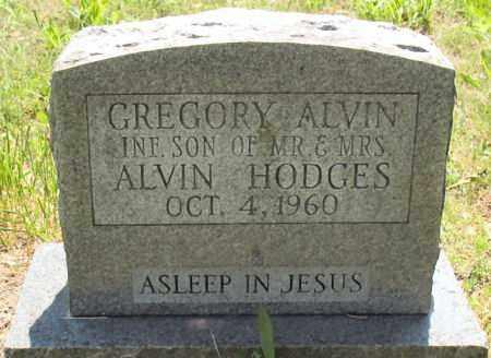 HODGES, GREGORY ALVIN - Baxter County, Arkansas   GREGORY ALVIN HODGES - Arkansas Gravestone Photos