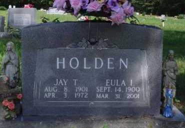 HOLDEN, JAY T. - Baxter County, Arkansas | JAY T. HOLDEN - Arkansas Gravestone Photos