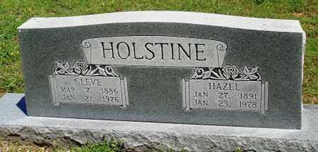HOLSTINE, CLEVE - Baxter County, Arkansas | CLEVE HOLSTINE - Arkansas Gravestone Photos