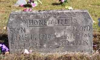 HONEYCUTT, FLOYD - Baxter County, Arkansas   FLOYD HONEYCUTT - Arkansas Gravestone Photos