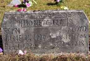 HAVNER HONEYCUTT, FERN - Baxter County, Arkansas | FERN HAVNER HONEYCUTT - Arkansas Gravestone Photos