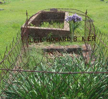 BOMER (2), WILLIE HOWARD - Baxter County, Arkansas | WILLIE HOWARD BOMER (2) - Arkansas Gravestone Photos