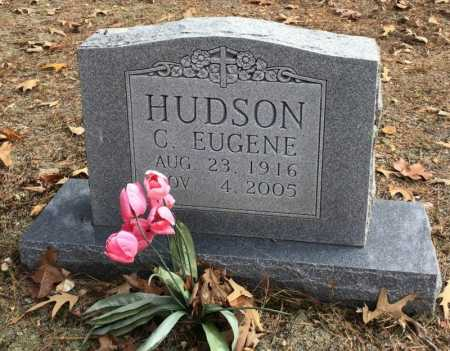 HUDSON, CHESTER EUGENE - Baxter County, Arkansas | CHESTER EUGENE HUDSON - Arkansas Gravestone Photos