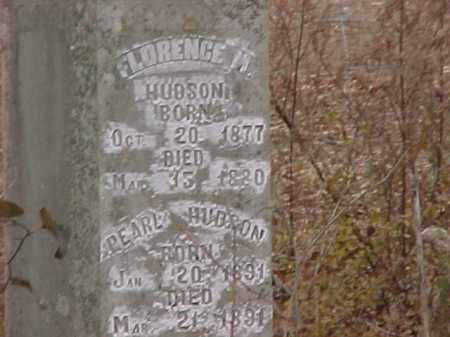 HUDSON, PEARL - Baxter County, Arkansas | PEARL HUDSON - Arkansas Gravestone Photos