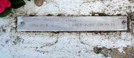 HUGHES, MARGARET - Baxter County, Arkansas | MARGARET HUGHES - Arkansas Gravestone Photos