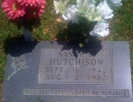 HUTCHISON, NANCY D. - Baxter County, Arkansas   NANCY D. HUTCHISON - Arkansas Gravestone Photos