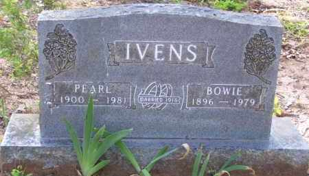 IVENS, HENRY BOWIE - Baxter County, Arkansas | HENRY BOWIE IVENS - Arkansas Gravestone Photos