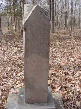 JEFRESS, OSCAR - Baxter County, Arkansas   OSCAR JEFRESS - Arkansas Gravestone Photos