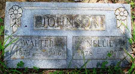 JOHNSON, WALTER - Baxter County, Arkansas | WALTER JOHNSON - Arkansas Gravestone Photos