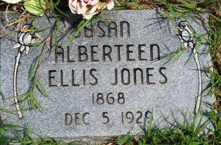 JONES, SUSAN ALBERTEEN - Baxter County, Arkansas | SUSAN ALBERTEEN JONES - Arkansas Gravestone Photos