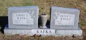 KAFKA, PETER G. (OBIT) - Baxter County, Arkansas | PETER G. (OBIT) KAFKA - Arkansas Gravestone Photos