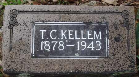 KELLEM, T C - Baxter County, Arkansas | T C KELLEM - Arkansas Gravestone Photos