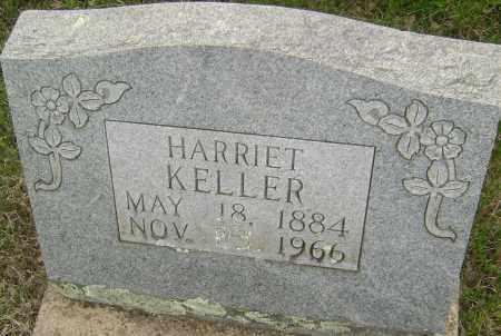 KELLER, HARRIET - Baxter County, Arkansas | HARRIET KELLER - Arkansas Gravestone Photos
