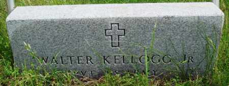 KELLOGG, JR (VETERAN), WALTER - Baxter County, Arkansas | WALTER KELLOGG, JR (VETERAN) - Arkansas Gravestone Photos