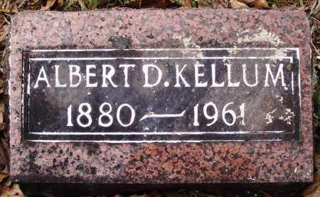 KELLUM, ALBERT DIRES - Baxter County, Arkansas | ALBERT DIRES KELLUM - Arkansas Gravestone Photos