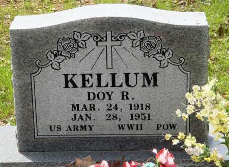 KELLUM, DOY R - Baxter County, Arkansas | DOY R KELLUM - Arkansas Gravestone Photos