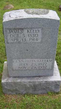 KELLEM, F CYNTITHA - Baxter County, Arkansas   F CYNTITHA KELLEM - Arkansas Gravestone Photos