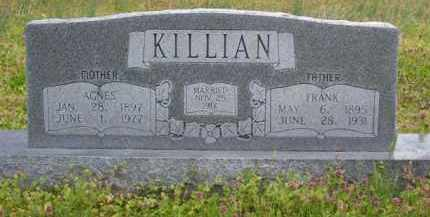 KILLIAN, FRANK - Baxter County, Arkansas | FRANK KILLIAN - Arkansas Gravestone Photos