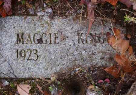 KING (2), MAGGIE LOU - Baxter County, Arkansas | MAGGIE LOU KING (2) - Arkansas Gravestone Photos