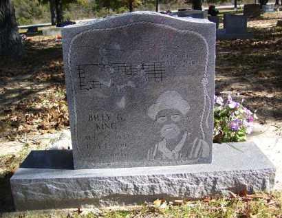 KING, BILLY GENE - Baxter County, Arkansas | BILLY GENE KING - Arkansas Gravestone Photos