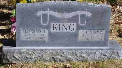 HONEYCUTT KING, ELIZABETH L. - Baxter County, Arkansas   ELIZABETH L. HONEYCUTT KING - Arkansas Gravestone Photos