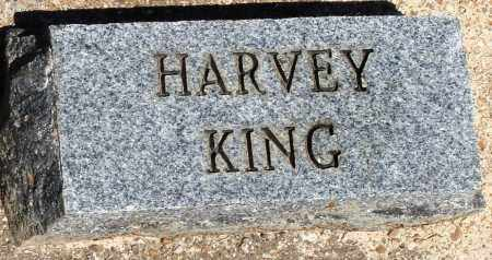 KING, HARVEY - Baxter County, Arkansas | HARVEY KING - Arkansas Gravestone Photos