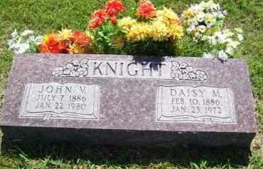 KNIGHT, JOHN VAN (OBIT) - Baxter County, Arkansas | JOHN VAN (OBIT) KNIGHT - Arkansas Gravestone Photos