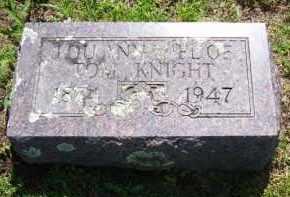 SMITH KNIGHT, LOU ANN (OBIT) - Baxter County, Arkansas | LOU ANN (OBIT) SMITH KNIGHT - Arkansas Gravestone Photos