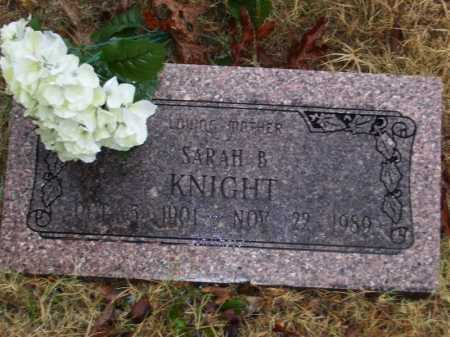 BEAVERS KNIGHT, SARAH BELL - Baxter County, Arkansas | SARAH BELL BEAVERS KNIGHT - Arkansas Gravestone Photos
