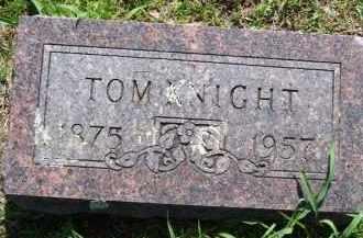 "KNIGHT, THOMAS EDWARD ""TOM"" (OBIT) - Baxter County, Arkansas | THOMAS EDWARD ""TOM"" (OBIT) KNIGHT - Arkansas Gravestone Photos"