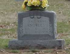 KNOWLES, GERALD WAYNE - Baxter County, Arkansas | GERALD WAYNE KNOWLES - Arkansas Gravestone Photos
